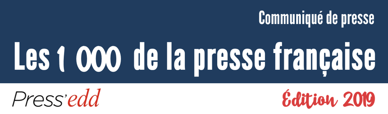 7th edition of the annual prize list of the most publicized personalities in the French press